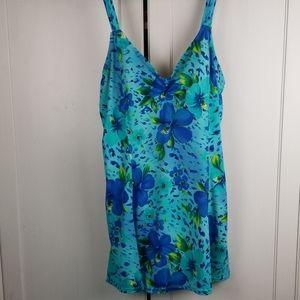 Islander swim suit swim dress bathing suit 14